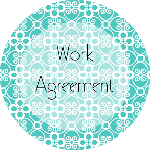 Catering--- Work Agreement