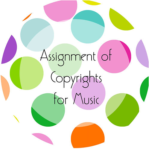 Add-Ons---Copyright Assignment for Music