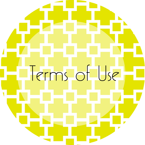 Graphic and Web Design--- Terms of Use