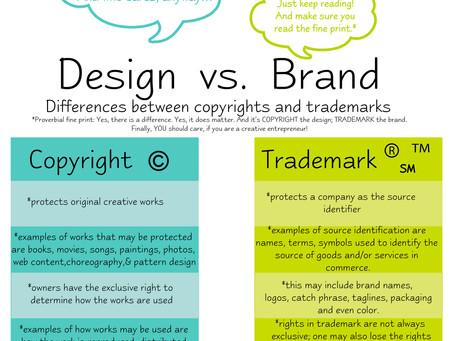 Design vs. Brand