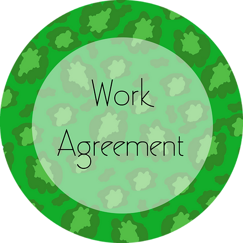 Fashion--- Work Agreement