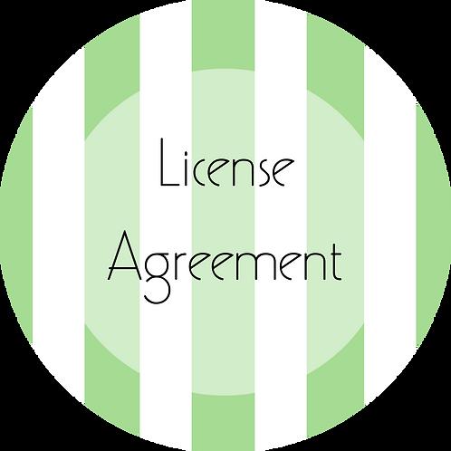 Music---License Agreement