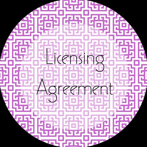 Visual Arts--- Licensing Agreement