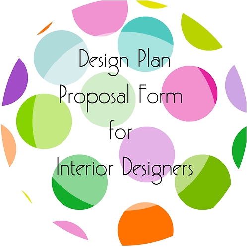 Add-Ons---Design Plan Proposal for Interior Design