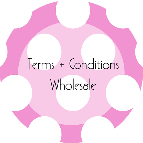 Kids Businesses--- Terms & Conditions Wholesale