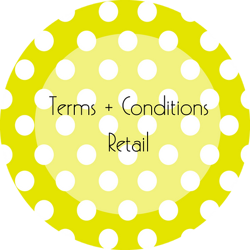Crafter--- Terms & Conditions Online