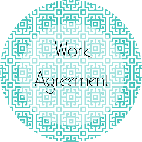 Visual Arts--- Work Agreement