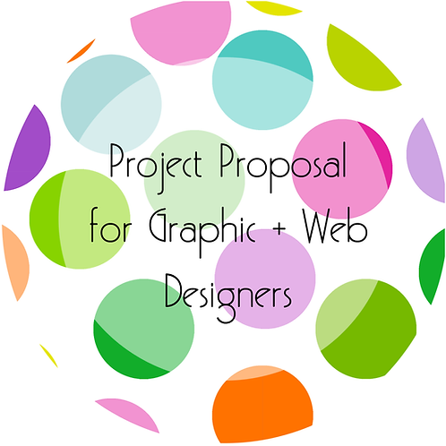 Add-Ons---Project Proposal for Graphic/Web Design