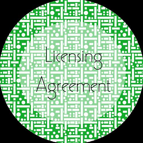 Filmmaker---Licensing Agreement