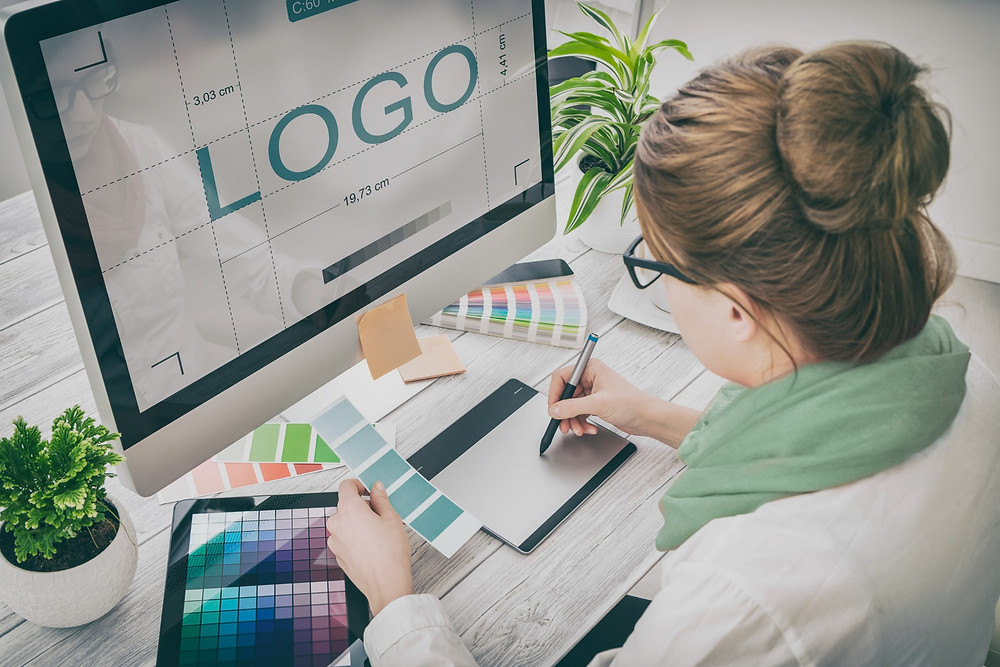 Logos and insignia are items that you can protect by trademark.