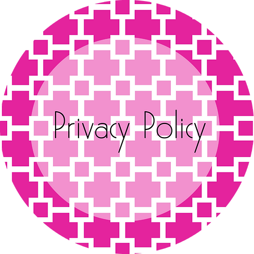 Graphic and Web Design---Privacy Policy