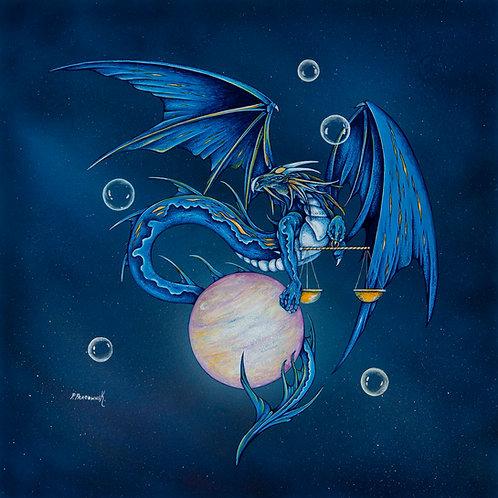 Libra Planetary Dragon Venus