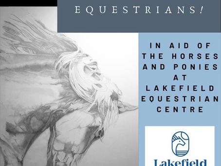 Unique Equine Art Fundraiser