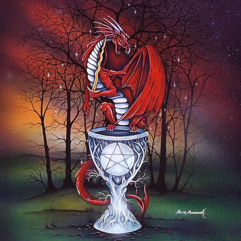 Magician Dragon