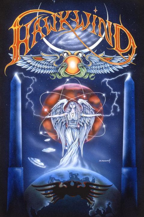 Hawkwind Millennium