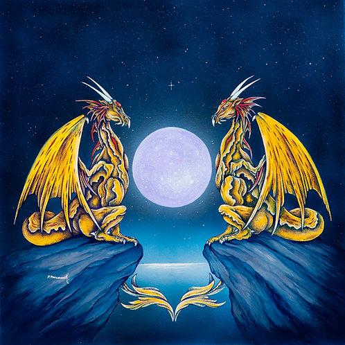 Gemini Planetary Dragon Mercury