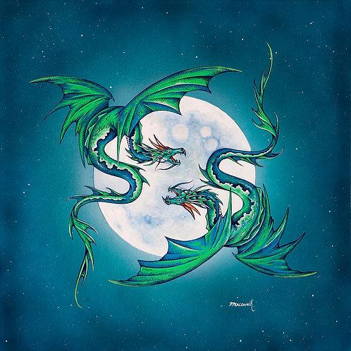 Pisces Dragon