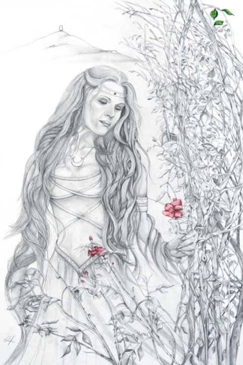 The Meditation of Morgana le Fey