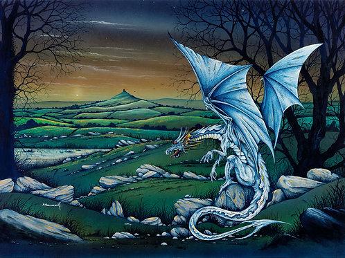 White Dragon of Avalon