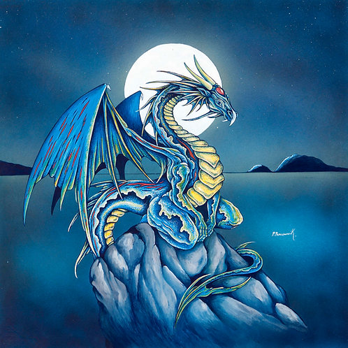 Cancer Planetary Dragon Moon
