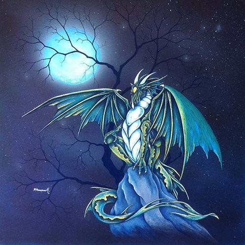 Taurus Planetary Dragon Venus