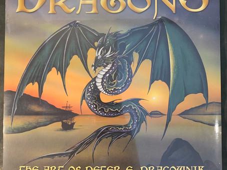 2021 Dragon calendars