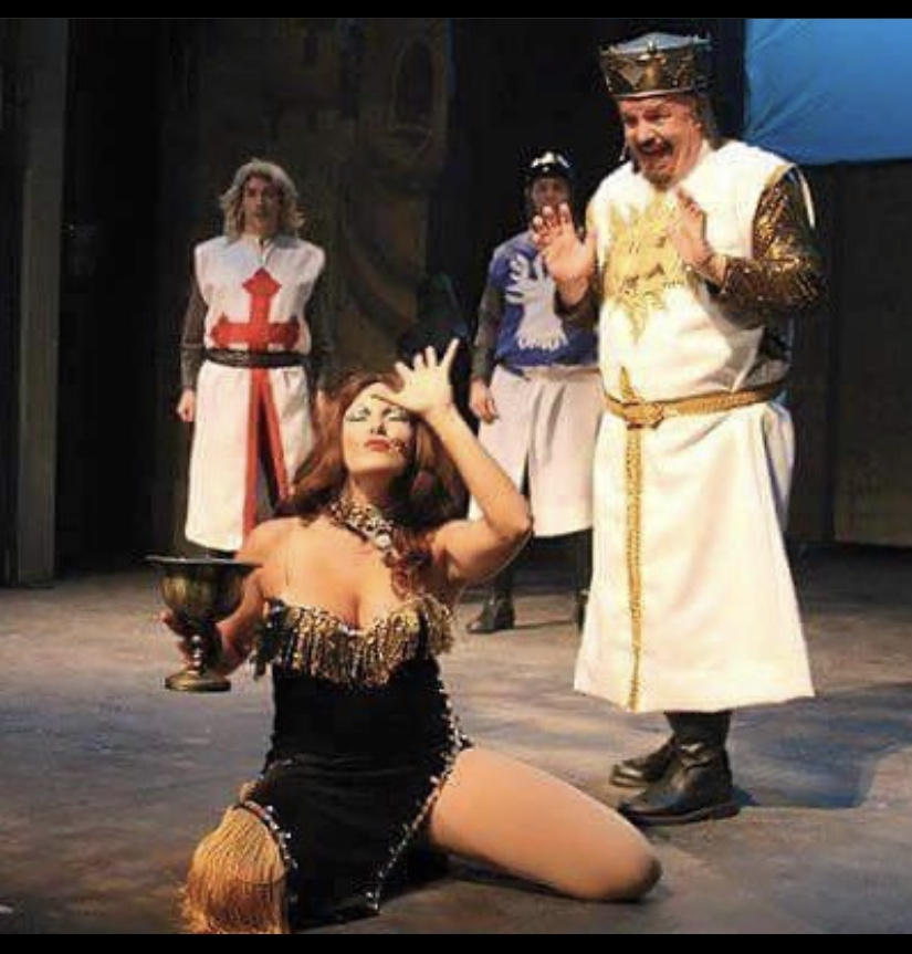 Lady of the Lake - Spamalot