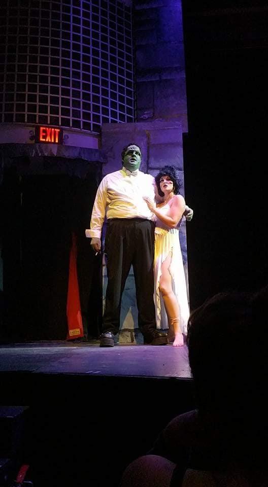 Elizabeth - Young Frankenstein