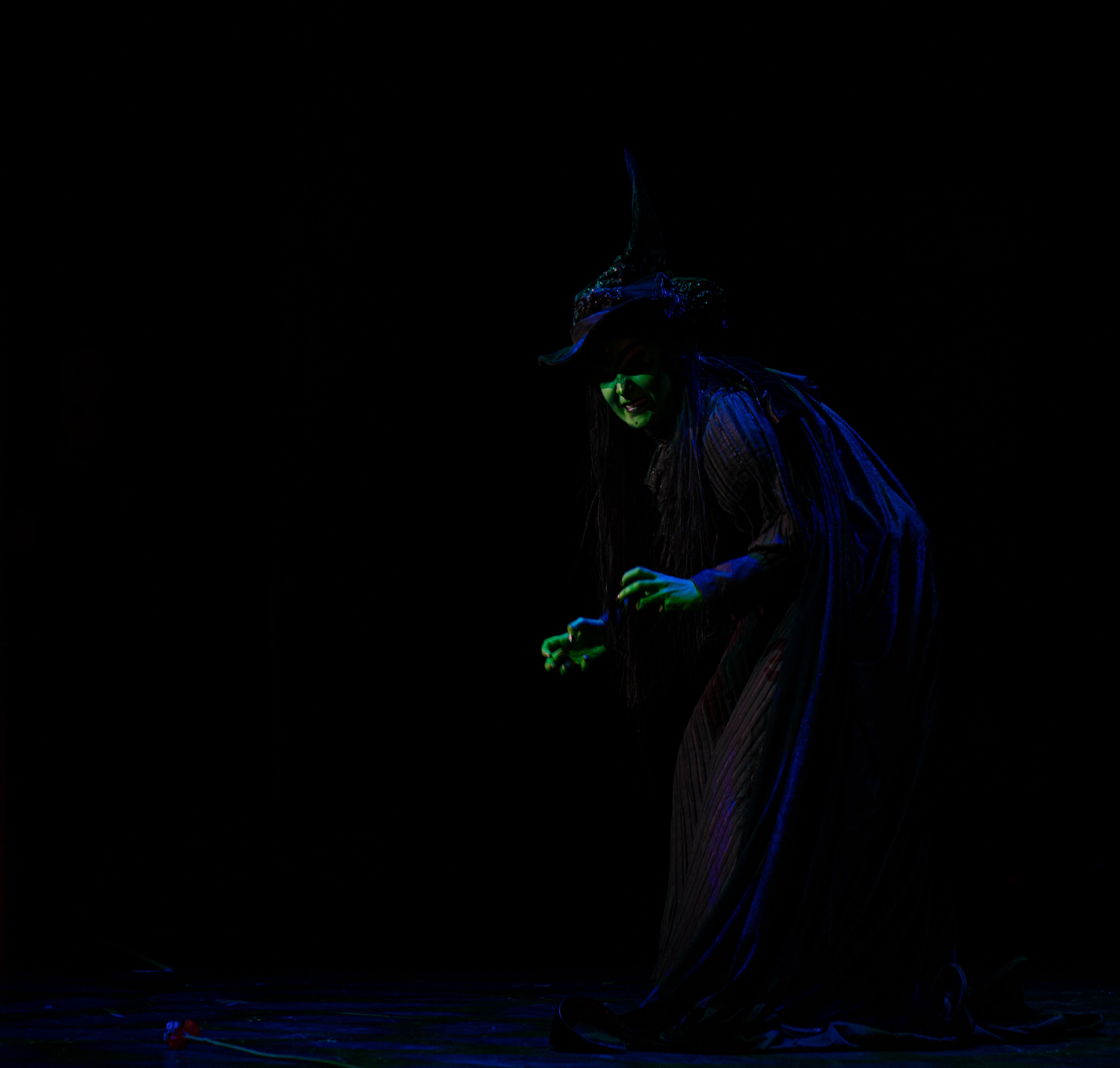 Wicked witch in China