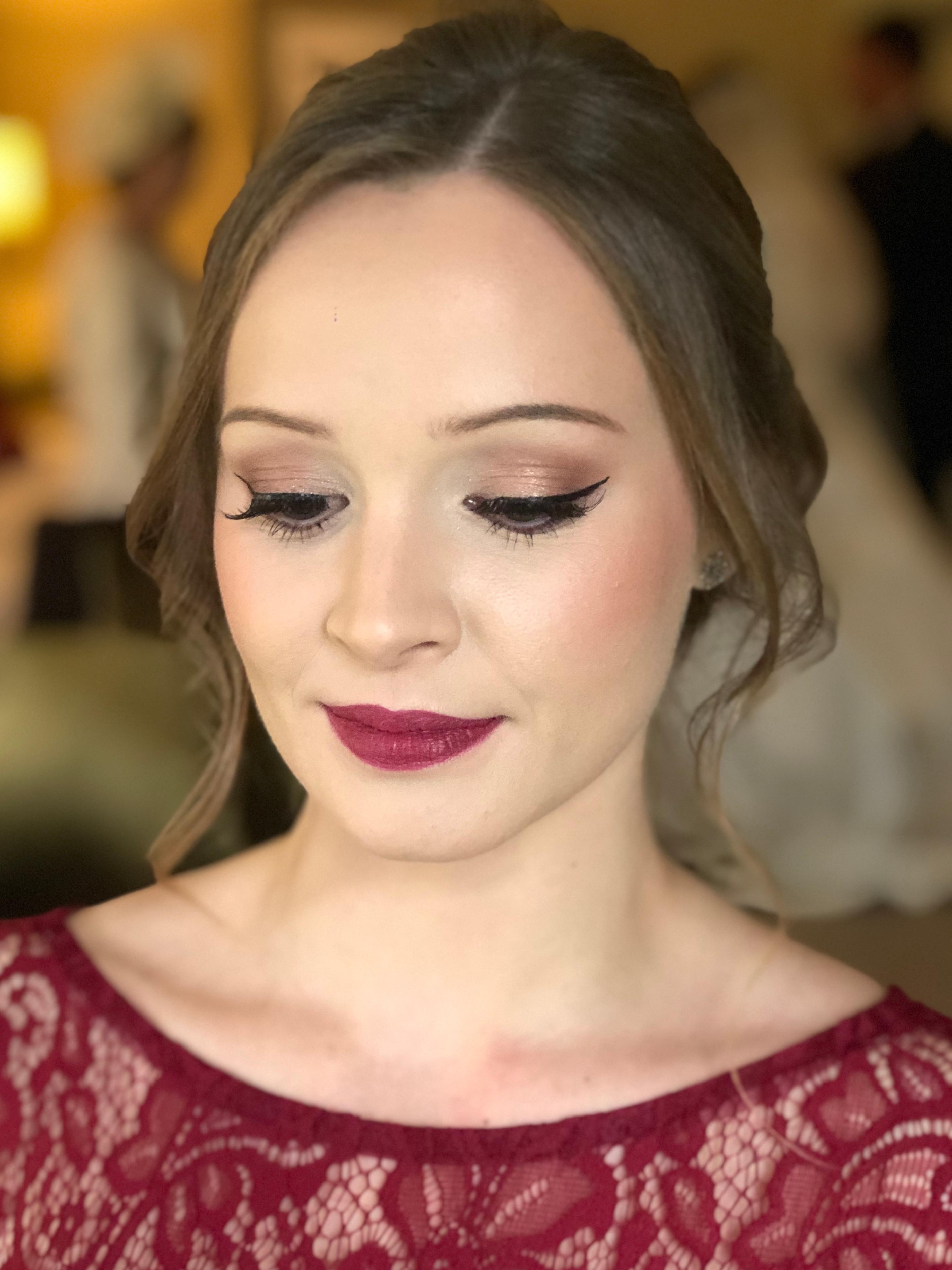 Occasion Makeup Application