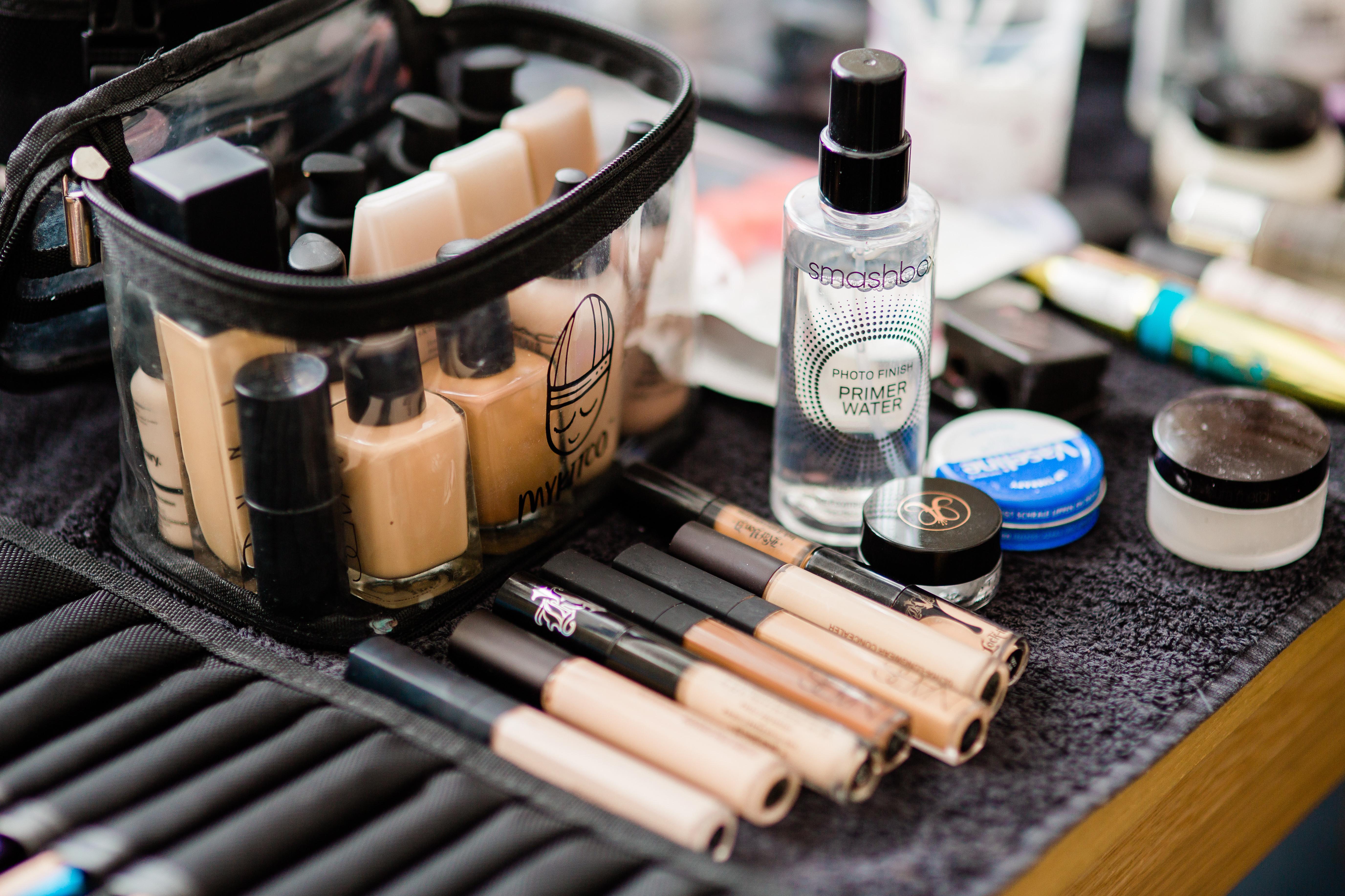 1-1 Makeup Lesson