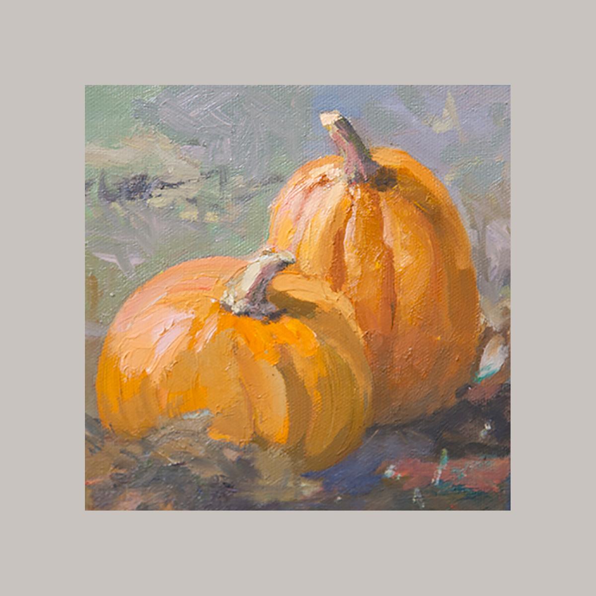 Pair of Pumpkins