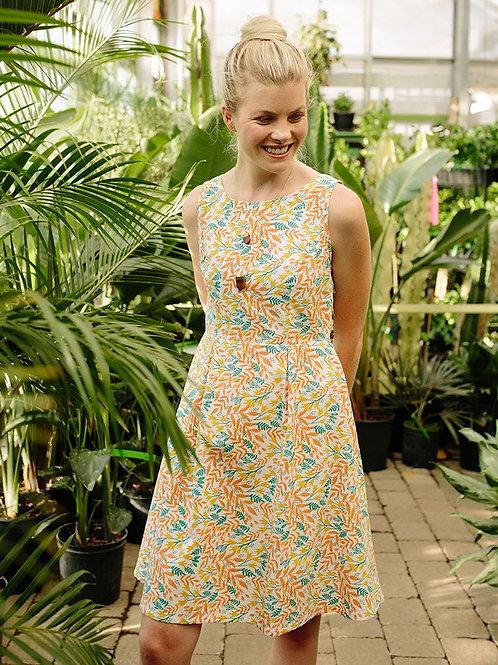 Vignette Dress Pastel Floral