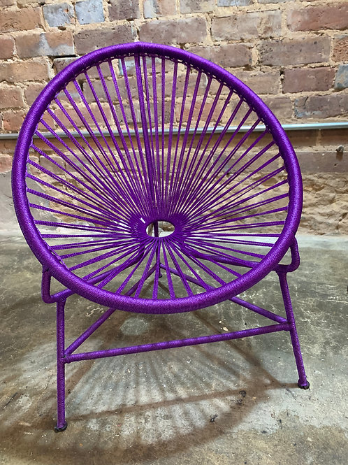 Little Purple Chair