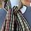 Thumbnail: Open Weave Burgundy Scarf