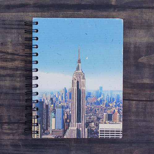 Large Notebook Empire State