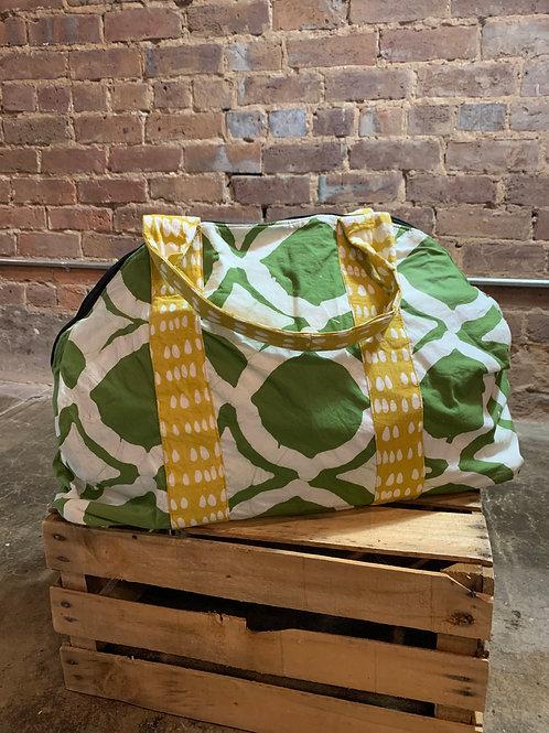 Weekend Bag Olive