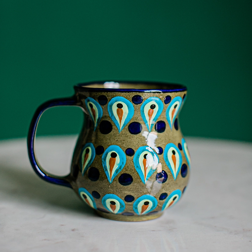 San Antonio Palopo Coffee Cup