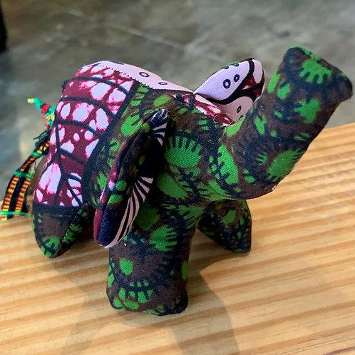 Safari Stuffed Elephant