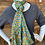 Thumbnail: Abstract Cotton Scarf