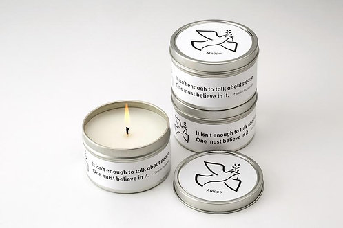 Aleppo Peace Candle