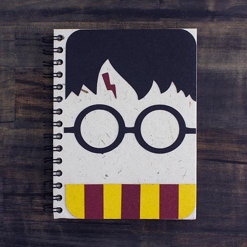 Wizard Boy Notebook