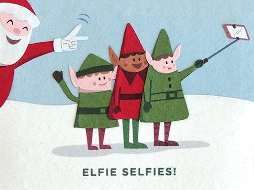 Elfie Selfies