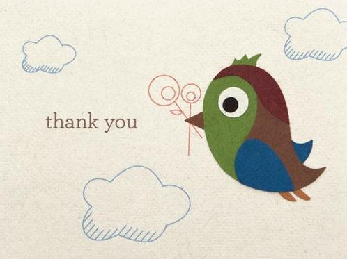 Thank You Birdie