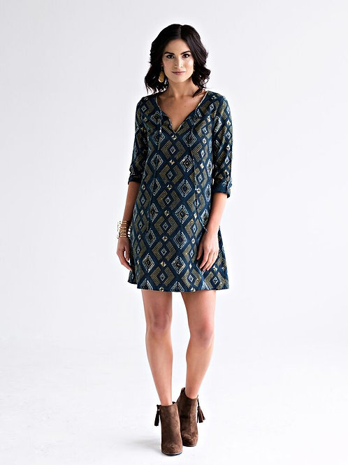 Tuscan Tunic Dress