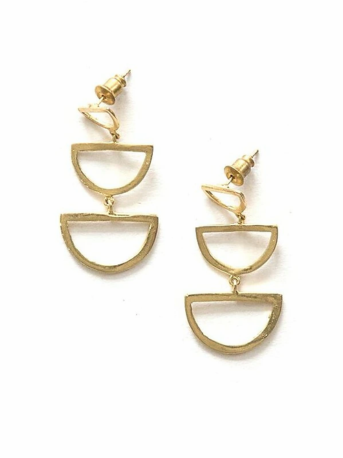 Reverberation Stud Earrings