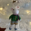 Thumbnail: Christmas Mouse Ornament