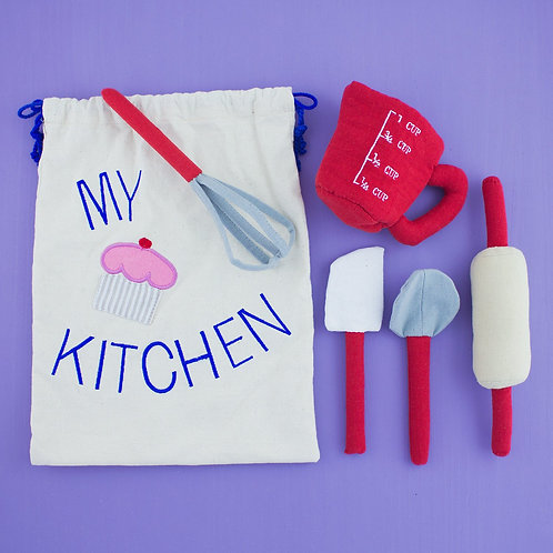 Play Kitchen Kit