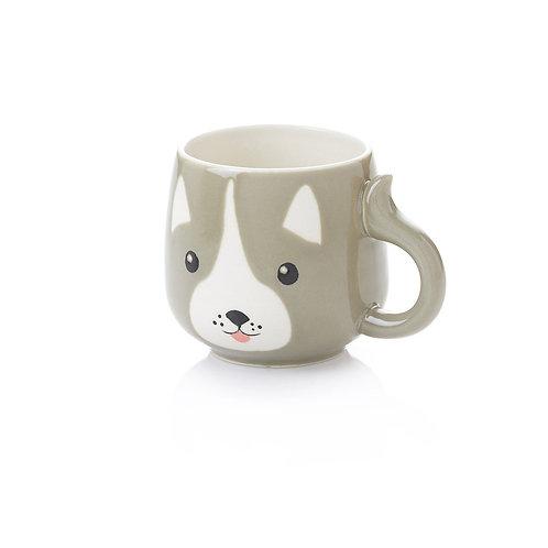 Husky Pup Ceramic Mug