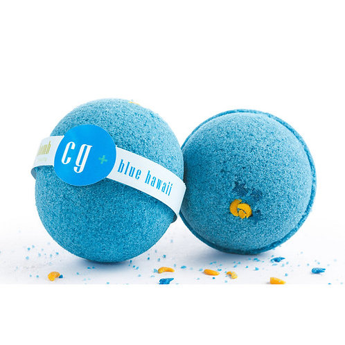 Bath Bomb - Blue Hawaii